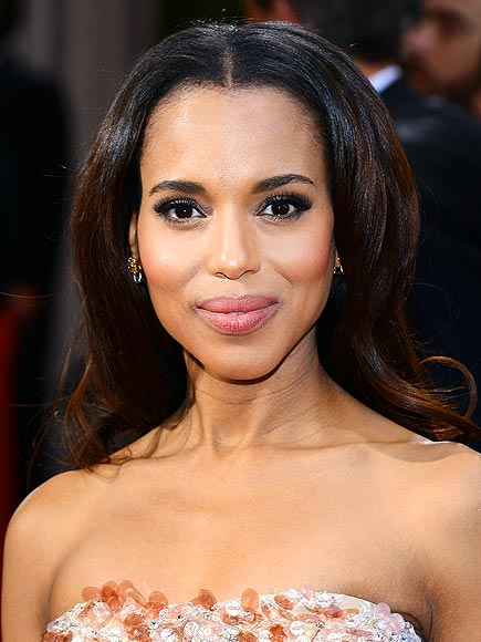 Kerry-Washington-oscars-2013-hair-makeup