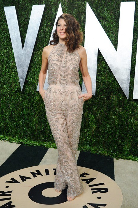 Marisa-Tomei-vanity-fair-oscar-party-2013