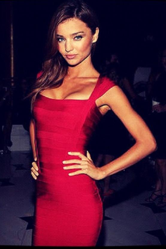 miranda-kerr-red-dress