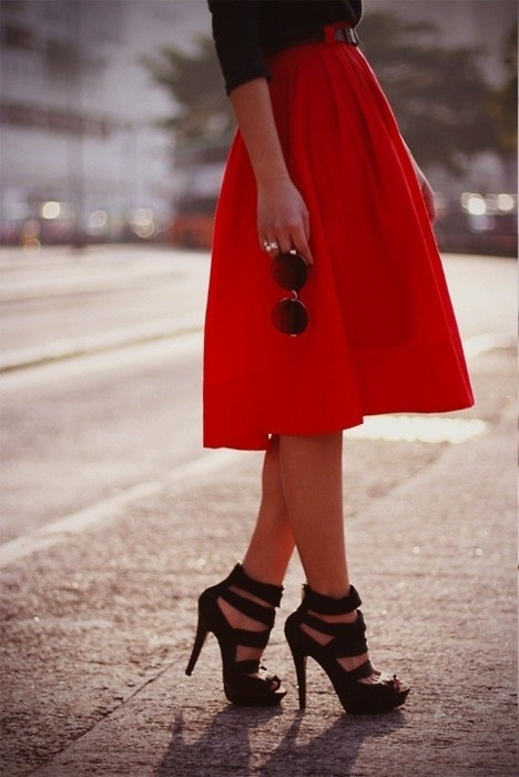 red-skirt-valentine's-day