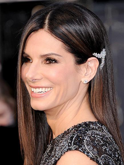 sandra-bullock-oscars-2013-hair-makeup