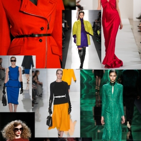 … More Trends Spotted At New York FashionWeek!