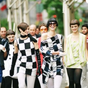 '60s Revival In Today's Fashion! How To Do 60s MOD & Styles In 2013Spring?