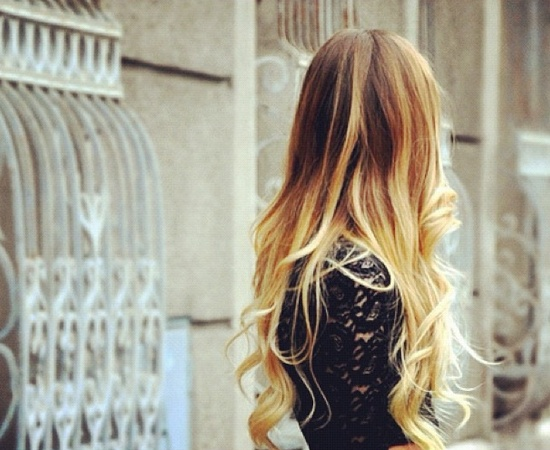Dip Dye Hair Extensions Australia 114