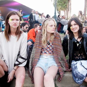 Coachella Fashion Close-up! What To Wear To The Festival? Grunge & Boho-chic Looks &Styles…