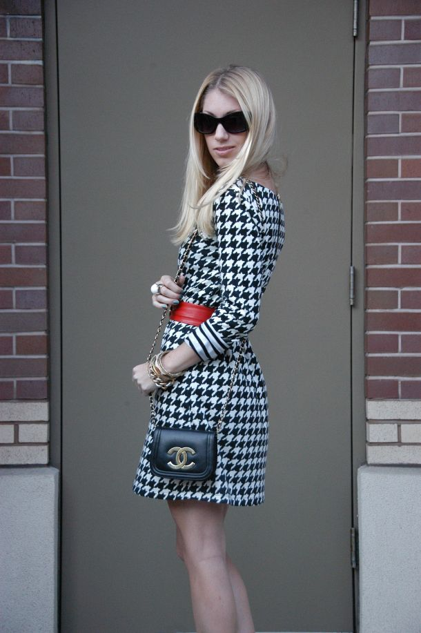 checkerboard-dress