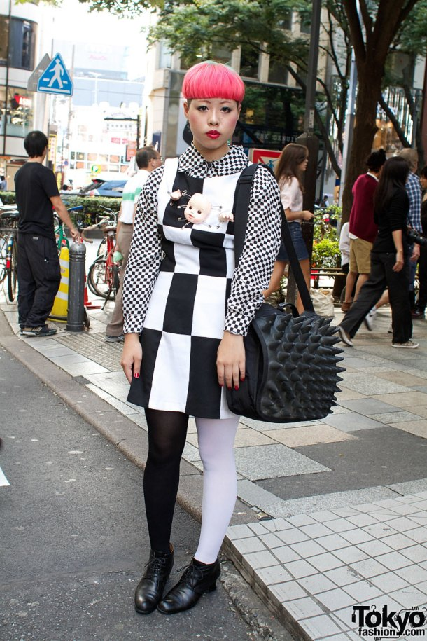 checkerboard-print-street-style