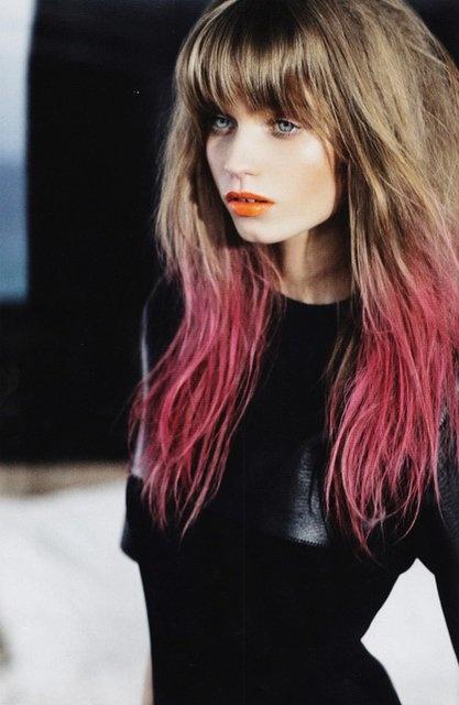 hair-trend-dip-dyed