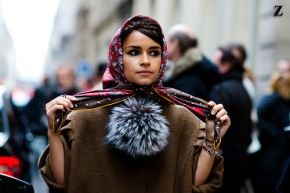 Street Styles At Fashion Week! Are We Obsessed With Beanies, Fedoras & Headscarves?