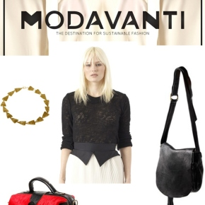 Is Sustainable Fashion The Latest Trend? Meet Modavanti – The Brand That Gives Style To Sustainable Fashion!