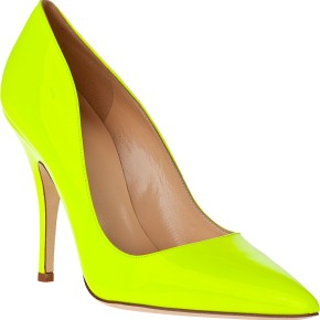 Sexy Neon Pumps For 2013Spring!!!