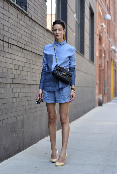 all-denim-street-style