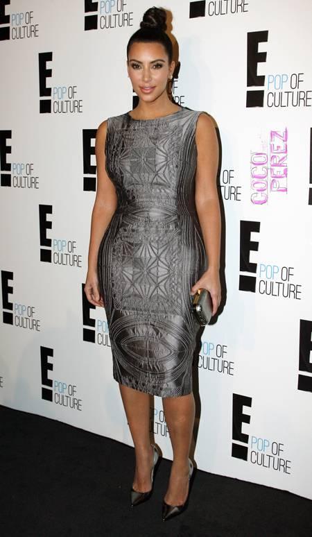 kim-kardashian-midi-dress