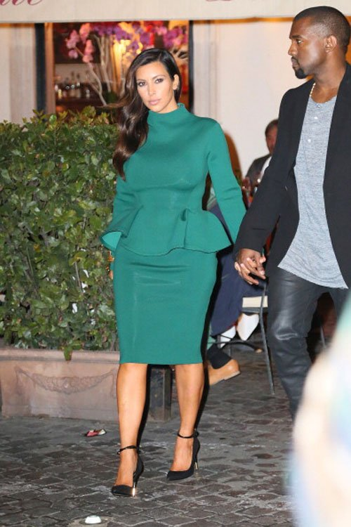 kim-kardashian-peplum-look