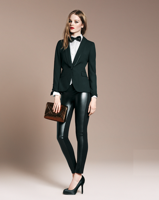 man-inspired-look-bowtie-blazer-leather-leggings
