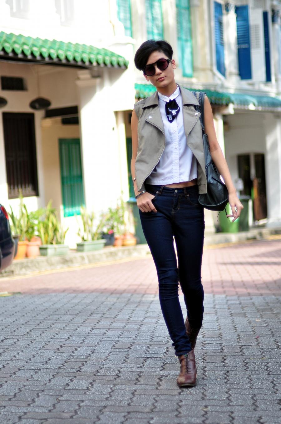 a097d0d6140 Fashion Street: Girls dressed like a Man