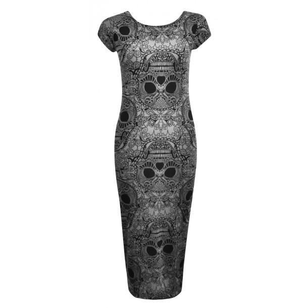 SheLikes Midi Dress