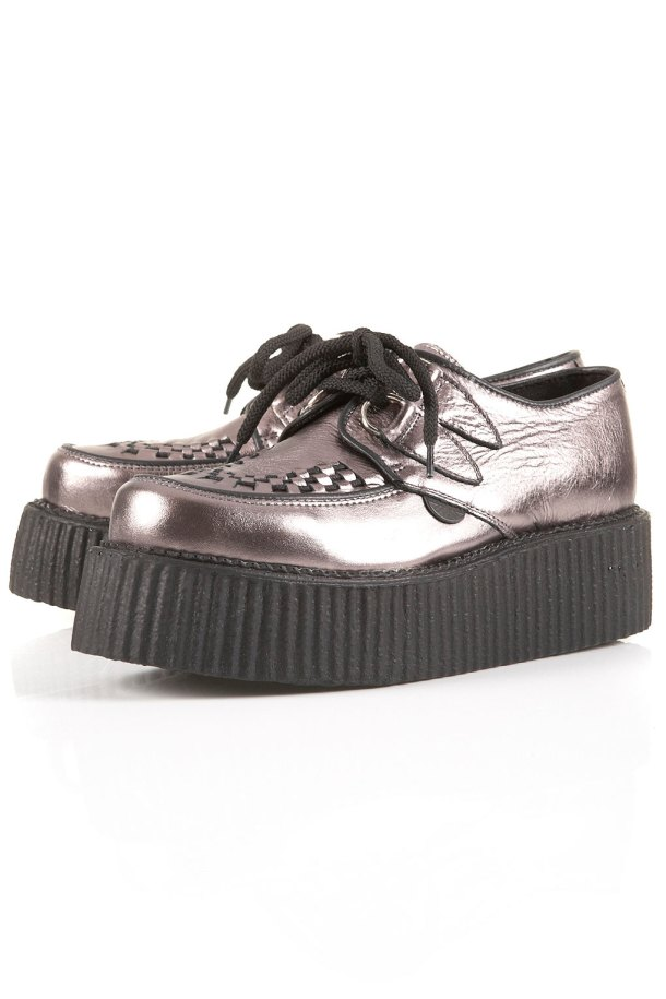 Underground Double Creepers - Topshop