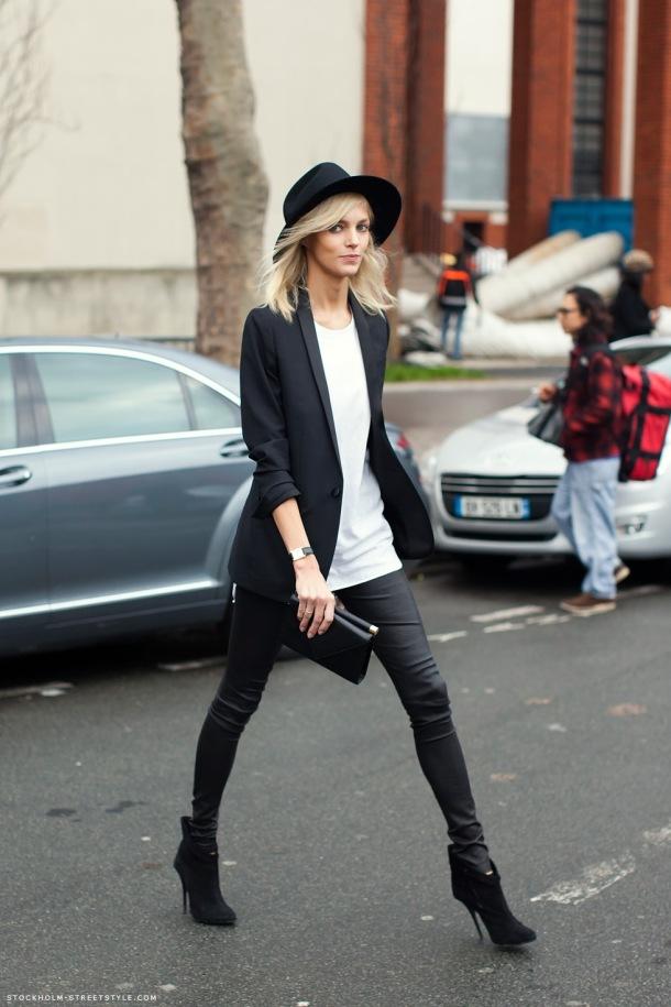 2013-yaz-trend giyen-siyah