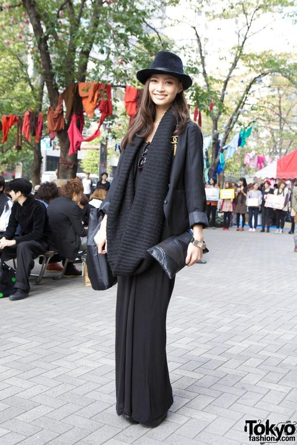 tüm siyah-style-2013-ilkbahar-eğilim