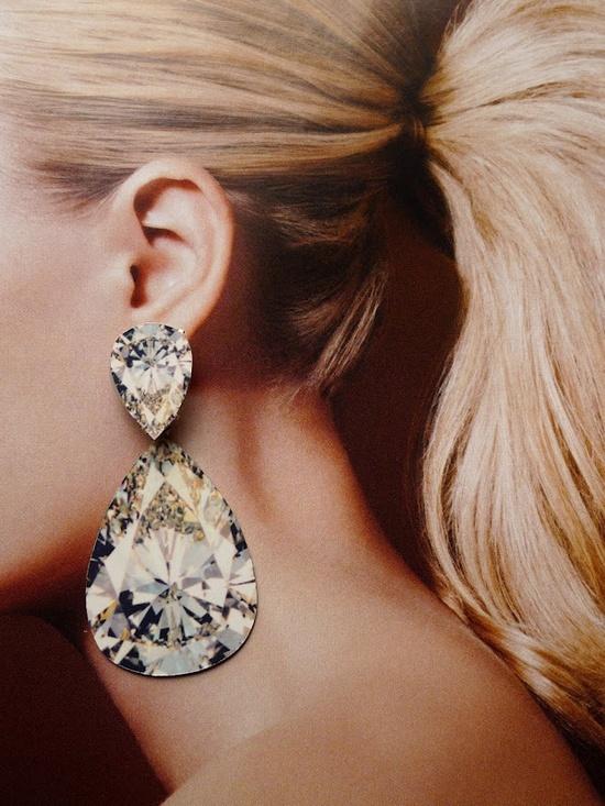 big-white-earrings