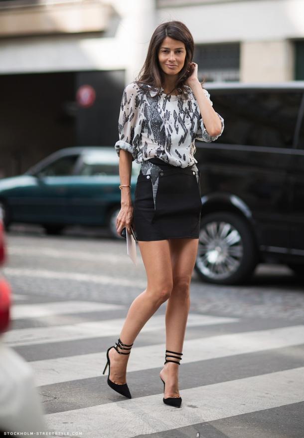 siyah-etek-sokak-style-2013-yaz-eğilim