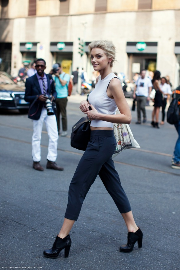 siyah-pantolon-2013-trend sokak tarzı