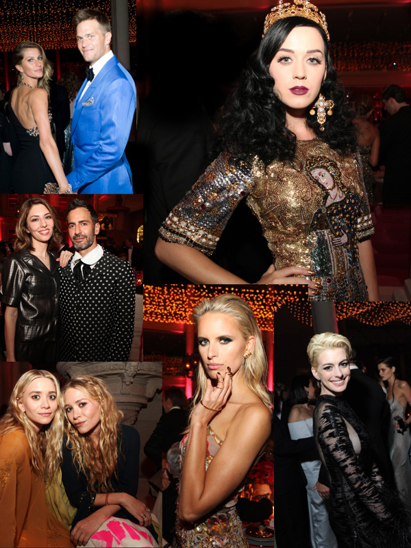 celebs metgala afterparty Punk Party At The Met Gala!