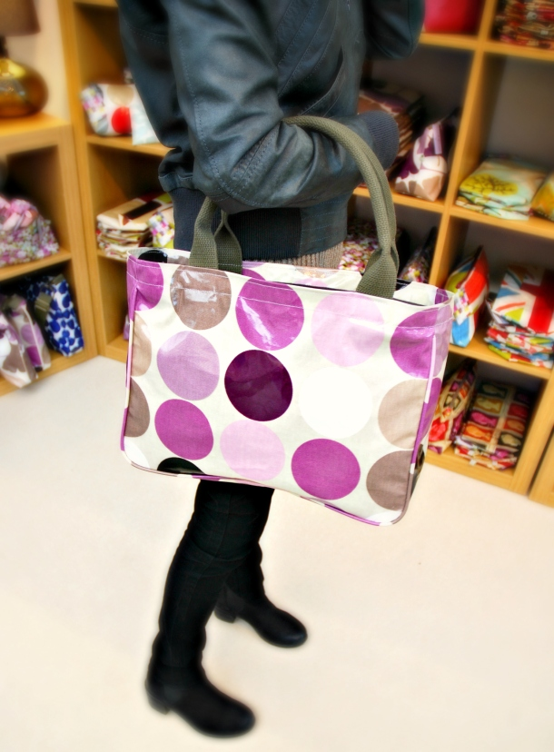 dotted-bags