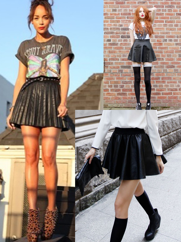 edgy-skater-skirts