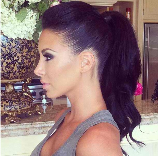 Super Ponytail Hairstyles Will Never Be Out Of Fashion Fashion Tag Blog Short Hairstyles Gunalazisus