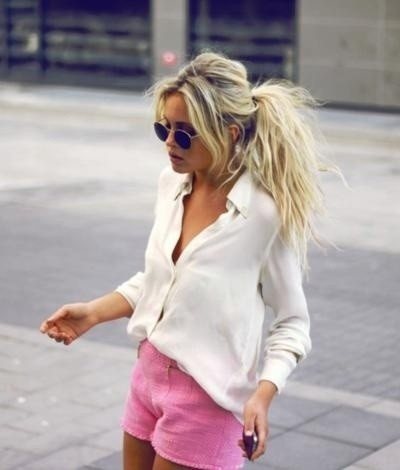 hair-trend-messy-ponytail
