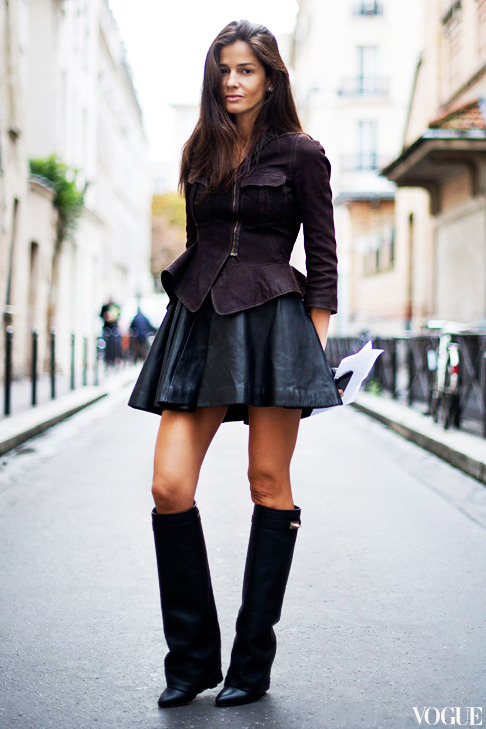 leather-skater-skirt-boots