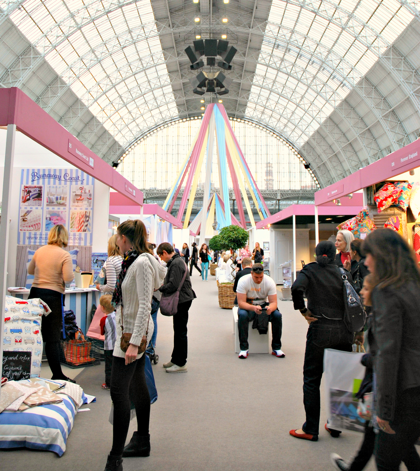 Fashiontag Goes To Spirit Of Summer Fair In London The