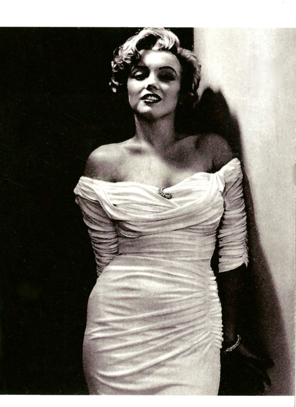 marilyn-monroe-dress-look