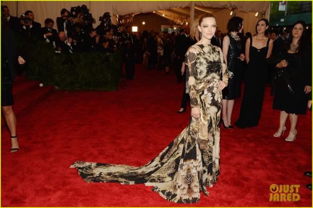 """""""PUNK: Chaos To Couture"""" Costume Institute Gala"""