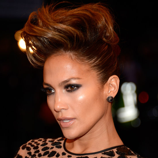red-carpet-met-gala-2013-Jennifer-Lopez-makeup-hair