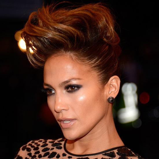 red-carpet-met-gala-2013-Jennifer-Lopez-makeup-hair