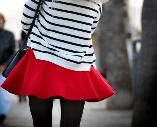 The Skater Skirt! | Fashion Tag Blog