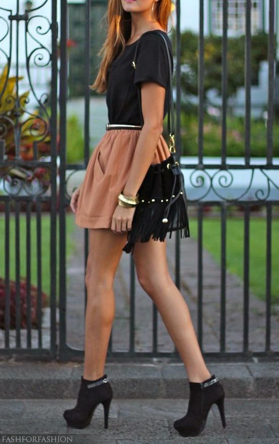 skater-skirt-heeled-ankle-boots