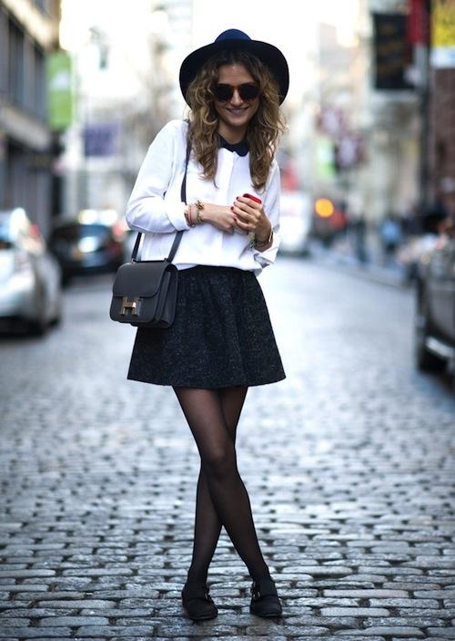 street-style-looks-skater-skirts
