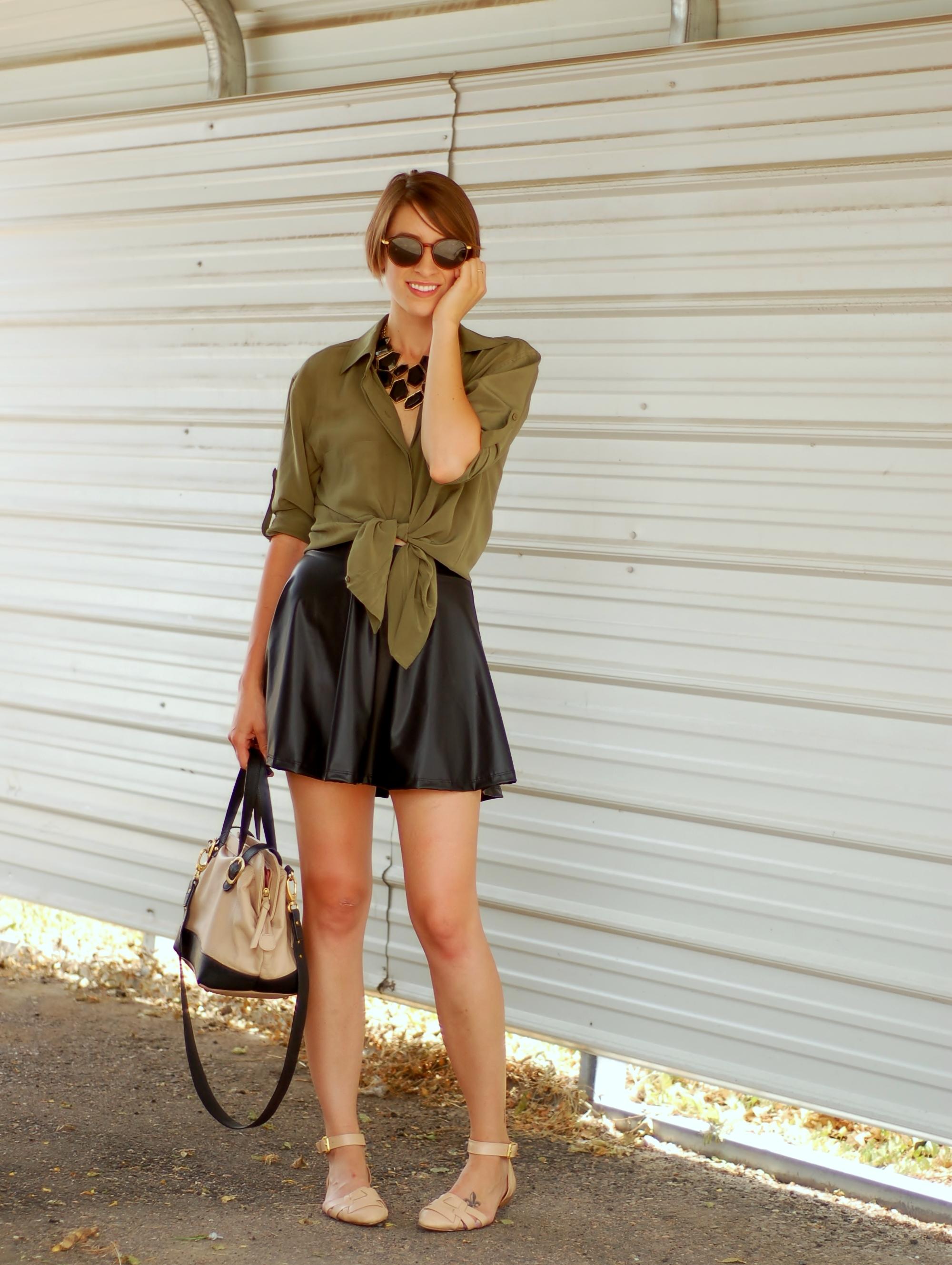 How to skater wear skirt for work rare photo