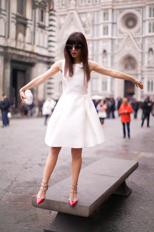streetstyle-white-dress