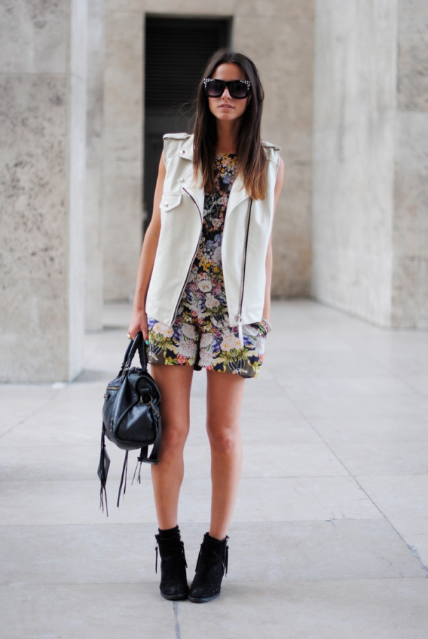 ankle-boots-dress-summer-look