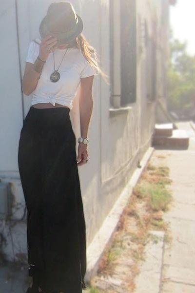 black-maxi-skirt-trend (2)