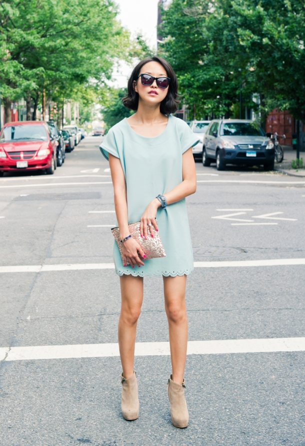 glamorous-boots-summer-look