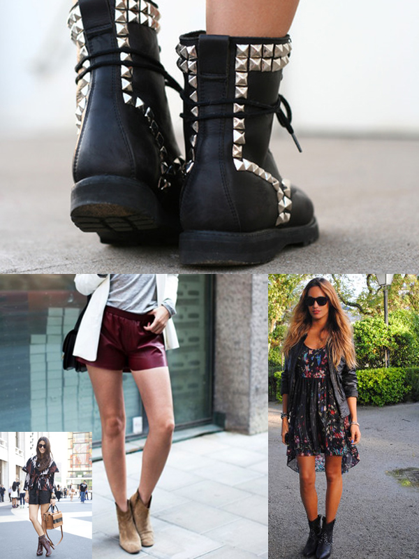 outlet for sale high fashion on sale Summer Boots Or How To Look Like Rockstars? – The Fashion ...