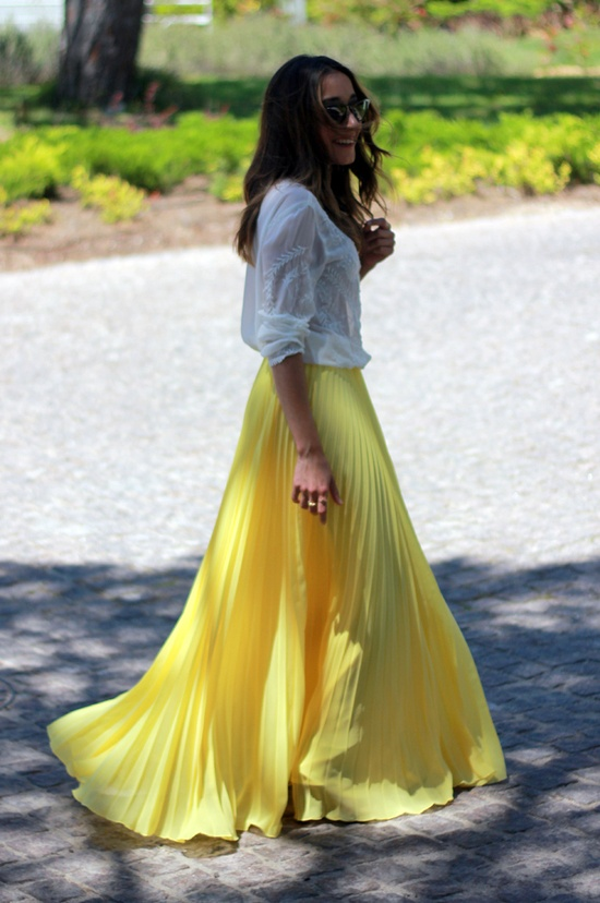 MAXI Skirts The Trend That Never Dies? u2013 The Fashion Tag Blog