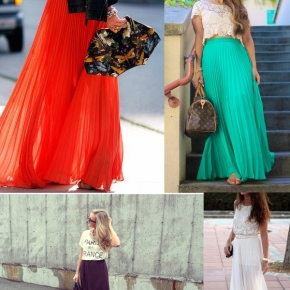 MAXI Skirts: The Trend That NeverDies?