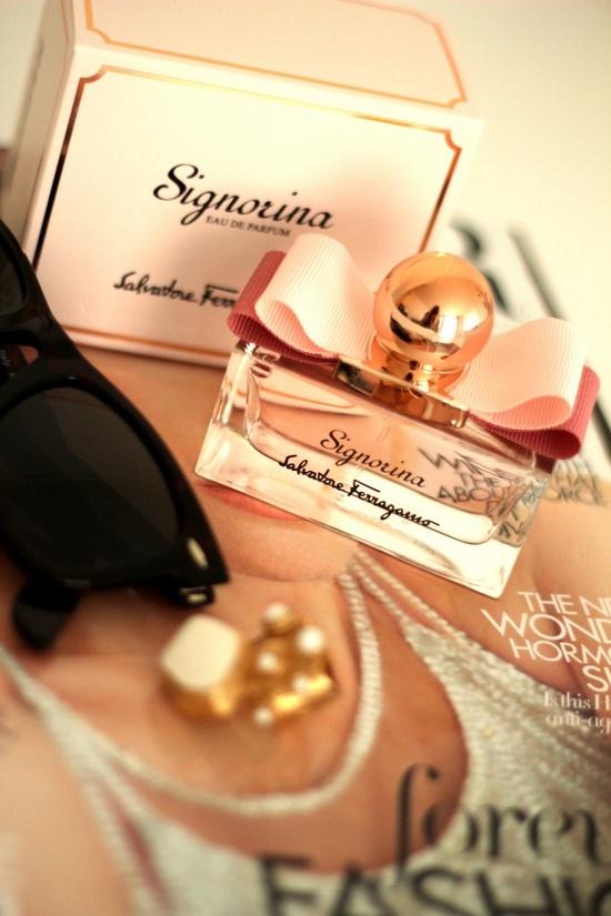 perfume...